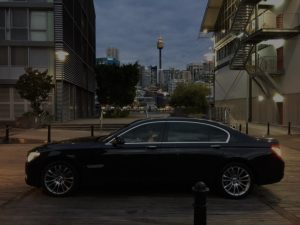 Corporate hire car sydney